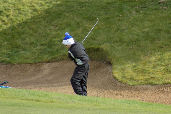 Junior Golf at Colne Valley Golf Club, Earls Colne
