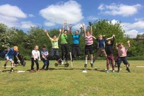 Junior Golf Coaching, Essex, Colne Valley Golf Club