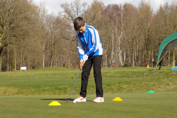 Junior Golf Days - Colne Valley Golf Club