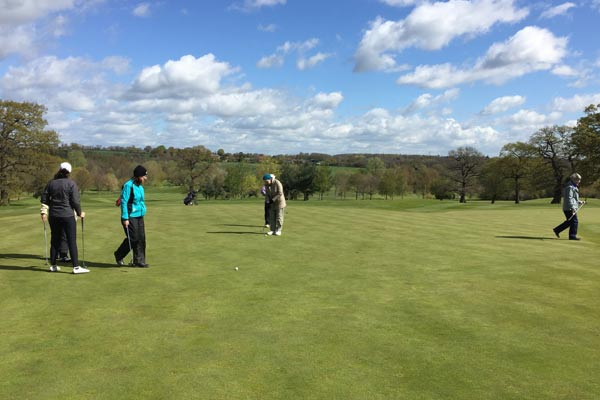 Society days at Colne Valley Golf Club