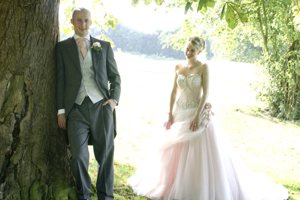 Weddings at Colne Valley Golf club in Essex