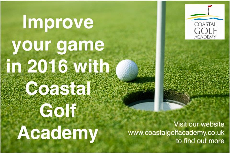 Improve your game with Coastal Golf Academy