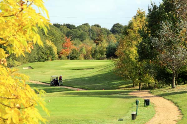 About Colne Valley Golf Club