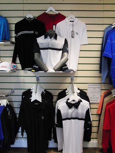 Coastal Golf Store at Colne Valley Golf Club, Earls Colne, Essex