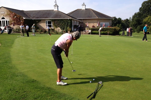 Coastal Golf Academy with Colne Valley Golf Club