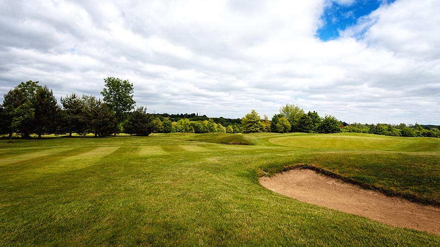 Colne Valley Golf Club, Earls Colne, Essex