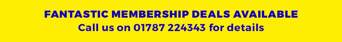 Colne Valley Golf Club - Membership Details