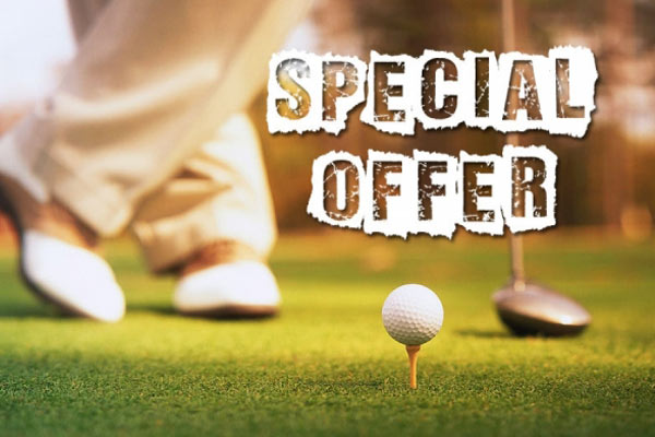 Society Days Special Offers at Colne Valley Golf Club