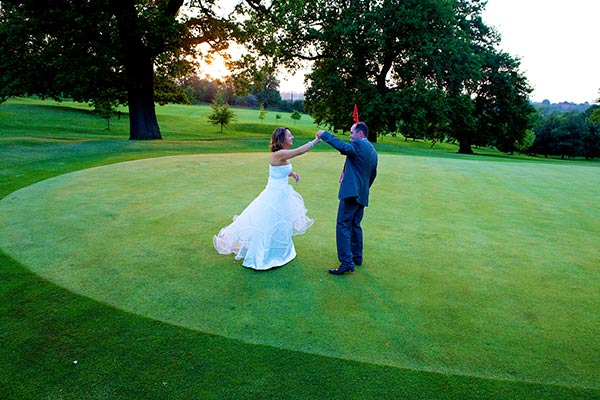 Weddings at Colne Valley Golf Club, Essex