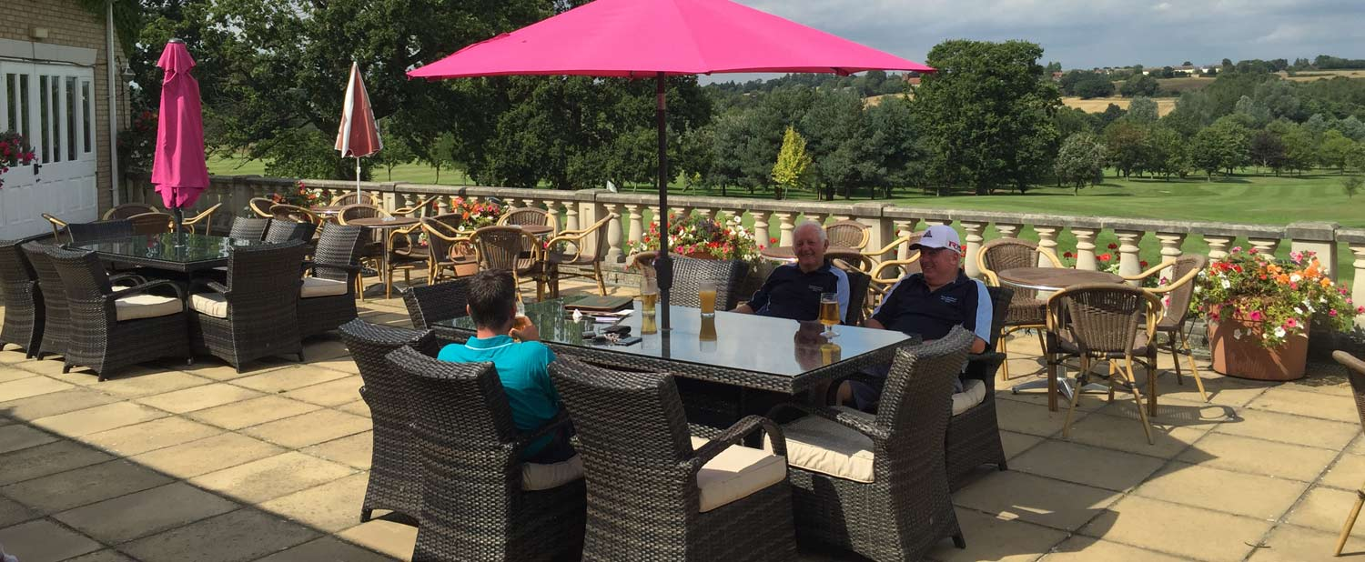 Eat at Colne Valley Golf Club, Colchester, Essex